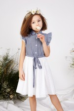 Bawełniana sukienka na lato Monika
