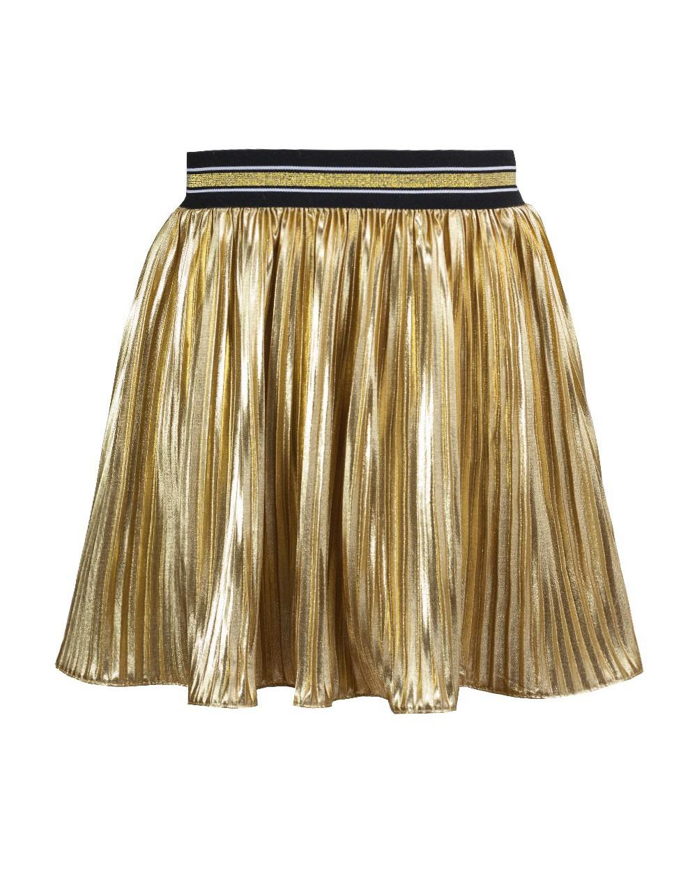 Spódnica Agnes złota